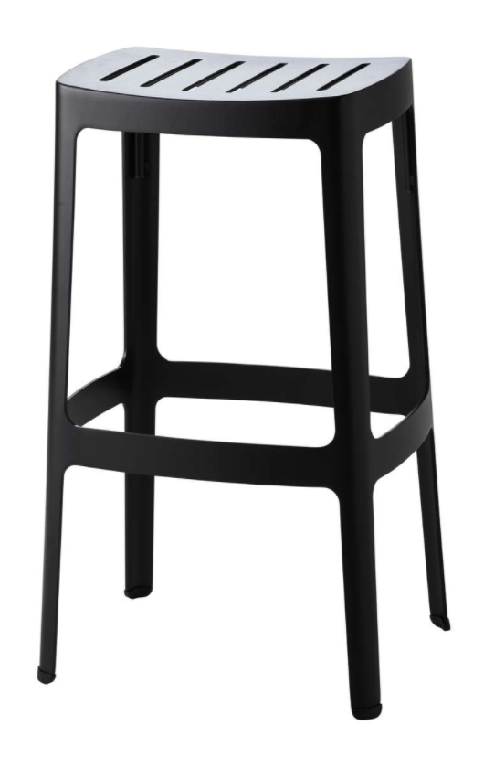 Cut Bar Stool High