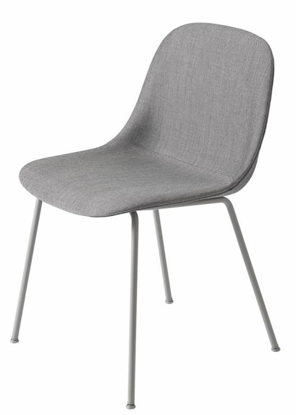 Fiber Side Chair - Tube Base