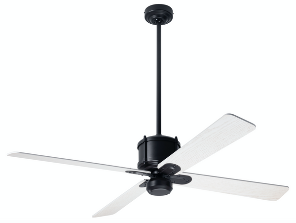 Industry DC Ceiling Fan - Dark Bronze