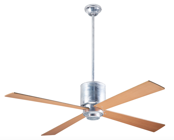 Lapa Ceiling Fan - Galvanized