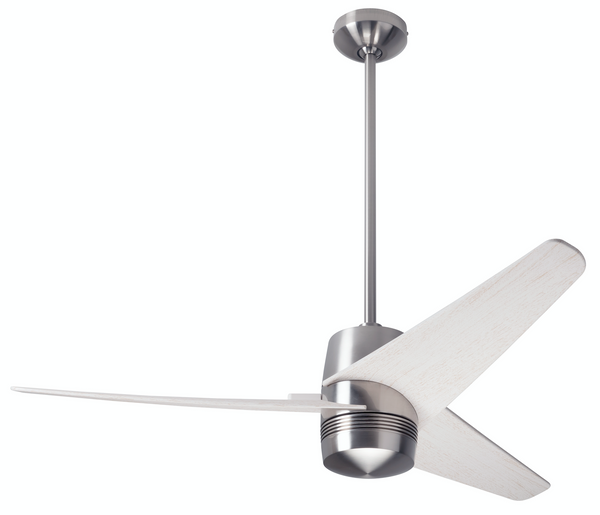 Velo DC Ceiling Fan - Bright Nickel