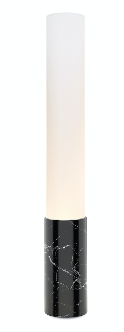 Elise Table Lamp - Marble