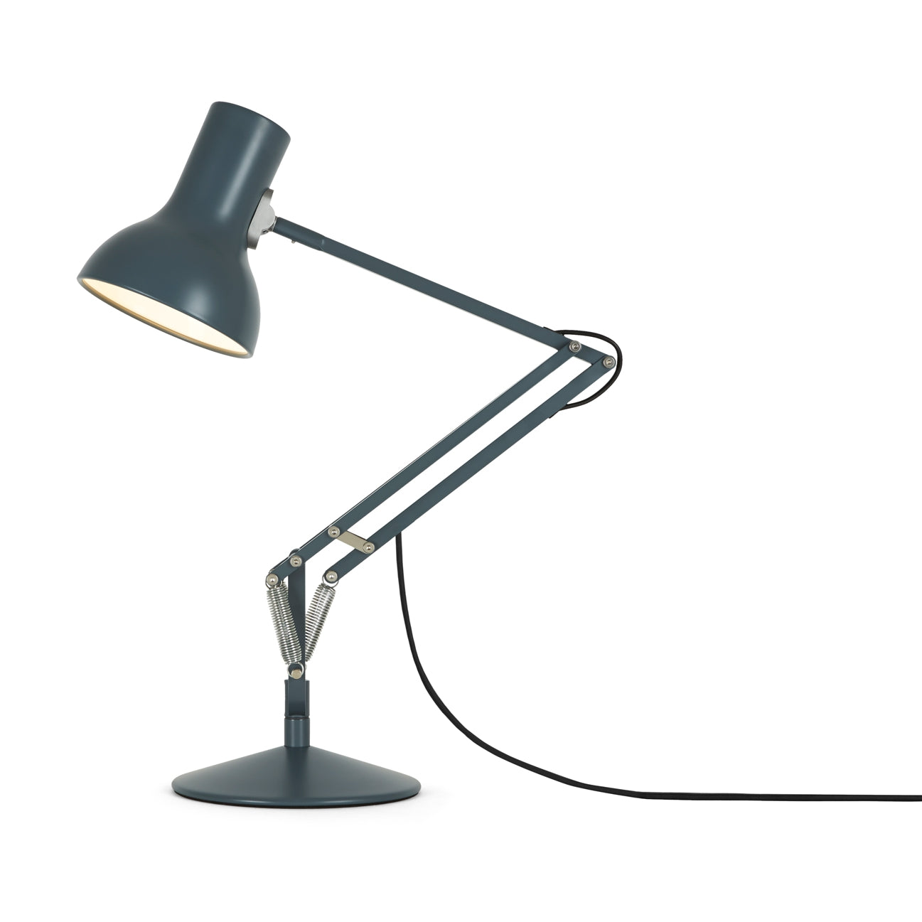 Anglepoise Type 75 Mini Desk Lamp Slate Gray
