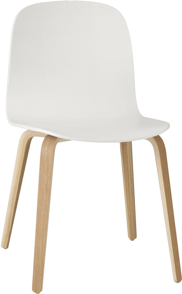 Visu Chair - Wood Base