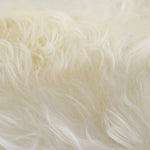 Sheepskin Overlay - White