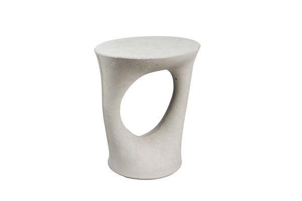Kreten Side Table - Gray