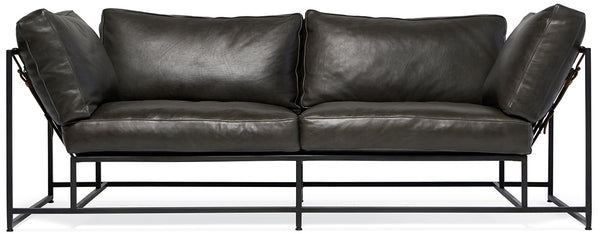 Inheritance Two Seat Sofa - Leather