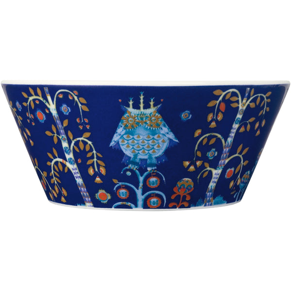 Taika Soup/Cereal Bowl - Blue