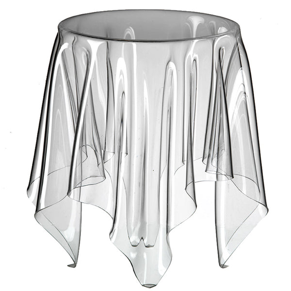 Grand Illusion Side Table - Clear