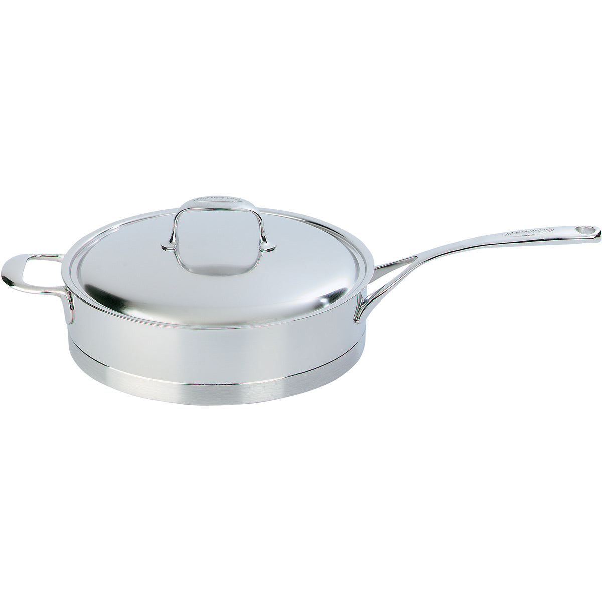 Atlantis Saute Pan with Lid - 3 Quart