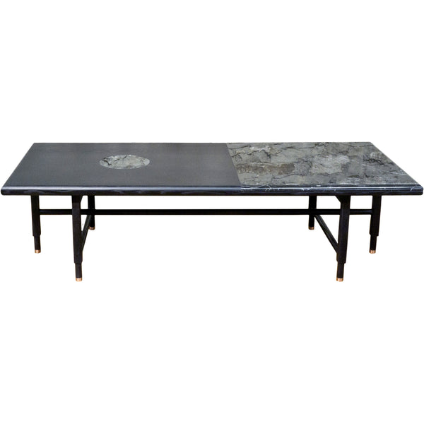 St. Charles Cocktail Table - Black