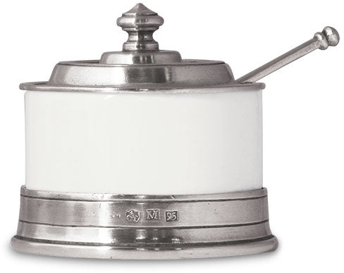 Convivio Jam Pot with Spoon