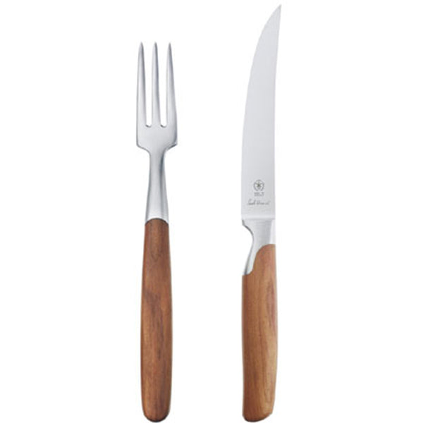 Steak Knife and Fork Set