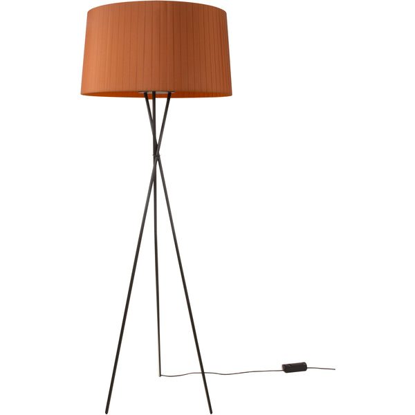 Tripod G5 Floor Lamp - Terra Cotta