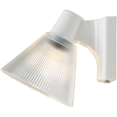 Minister 2 Prismatic Pitched Wall Light