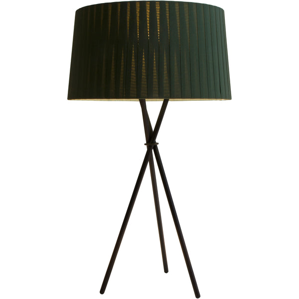 Tripod M3 Table Lamp - Green