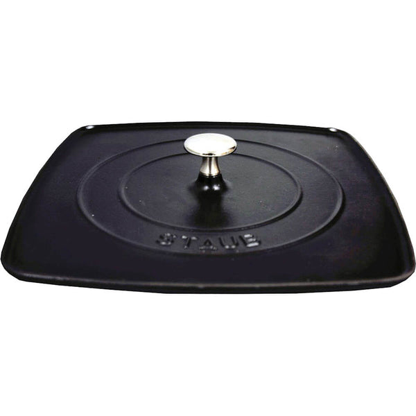"Staub Square Grill Press for 12"" Grill Pan"