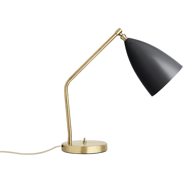 Grasshopper Task Table Lamp - Jet Black