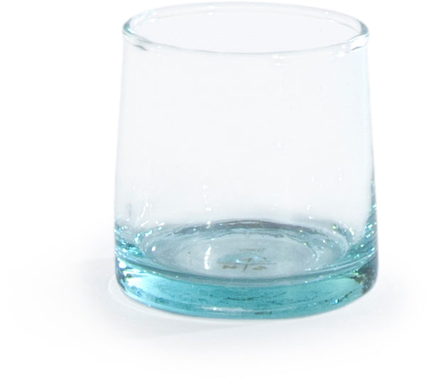 Recycled Glassware Medium Glass - set of 6