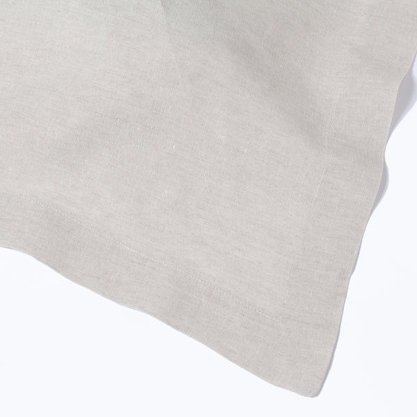 Natural Undyed Linen Tablecloth