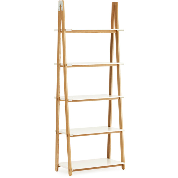 One Step Up Bookcase - High