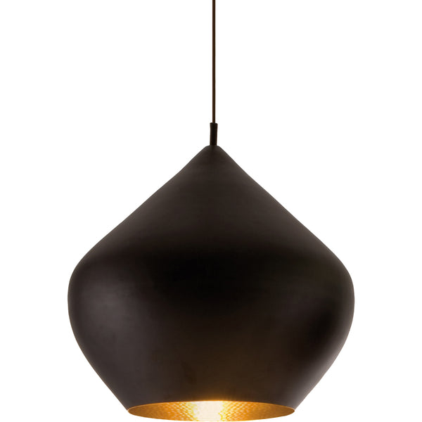 Beat Light Stout Pendant - Black