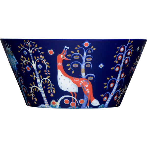 Taika Serving Bowl - Blue