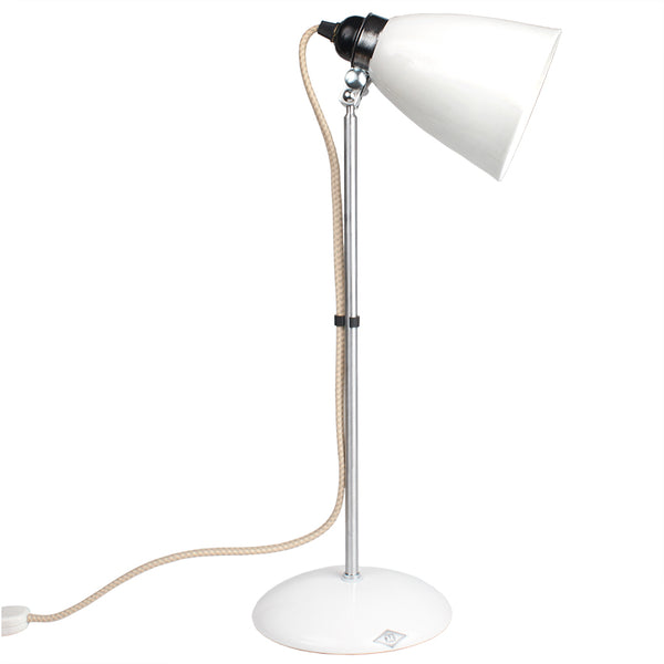 Hector Medium Table Light - White