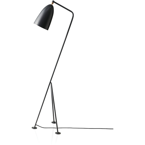 Grässhoppa Floor Lamp Dark GrayGreta Grossman for Gubi