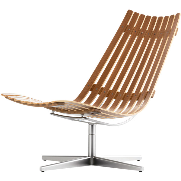 Scandia Nett Swivel Lounge Chair