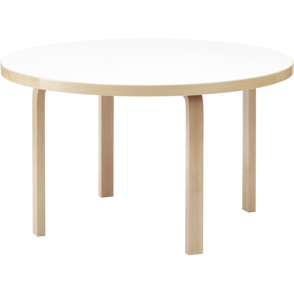Round Table 91 by Alvar Aalto