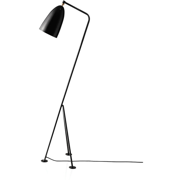 Grässhoppa Floor Lamp - BlackGreta Grossman for Gubi