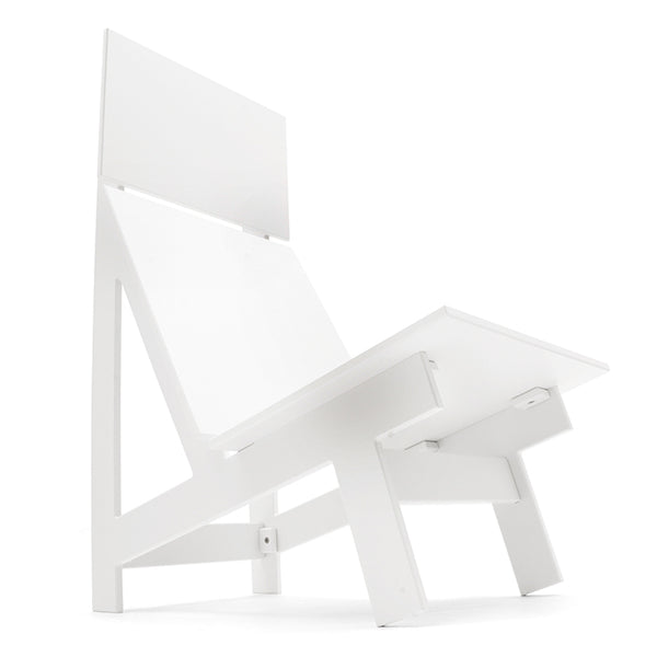 Gladys Outdoor Chair WhiteLoll Designs