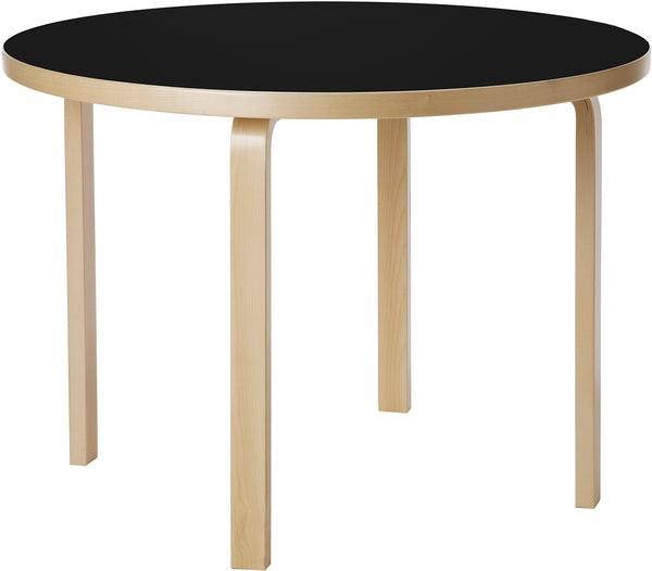 Round Table 90A by Alvar Aalto