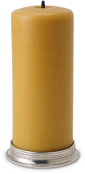 Pillar Candle Base - 3""