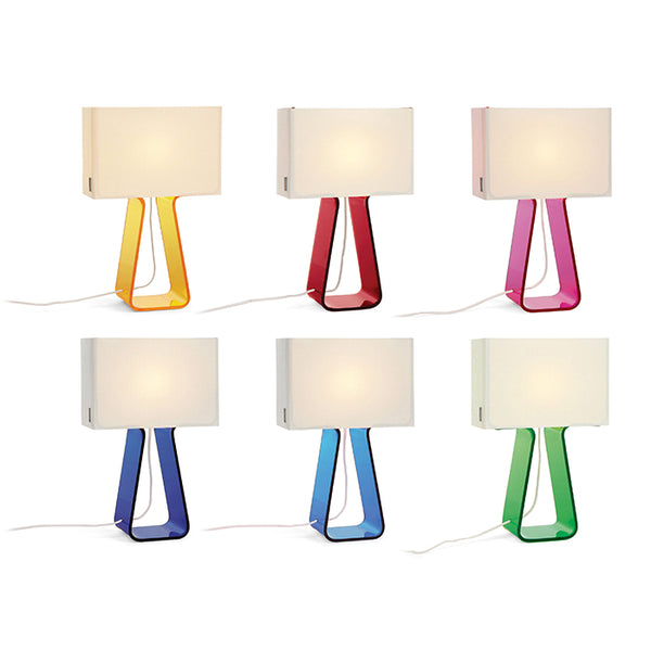Pablo Tube Top ColorsTable Lamp - Pablo Designs