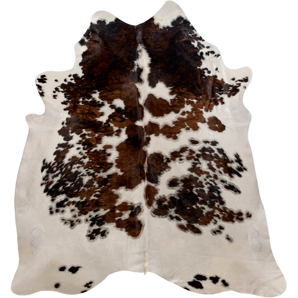 Cowhide Rug - Exotic Tri Color Special