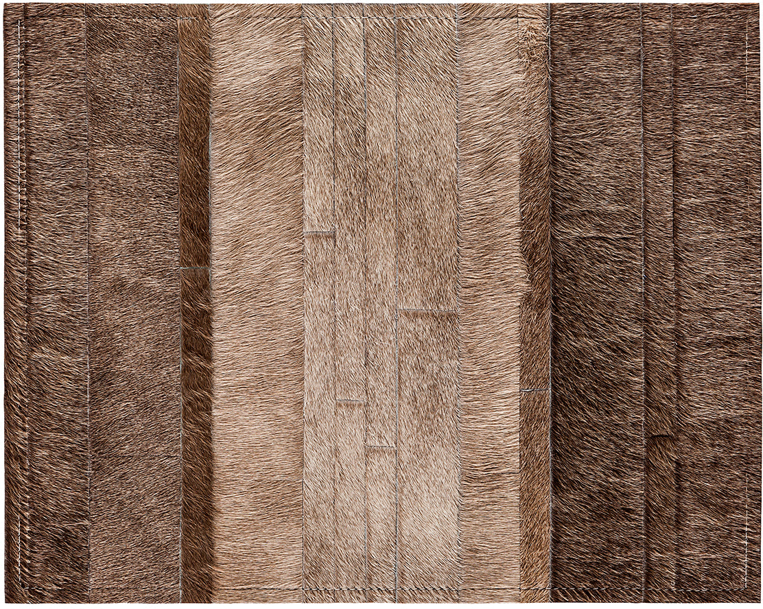 Fitzgerald Cowhide Rug - Champagne - 4 x 6 Product Image