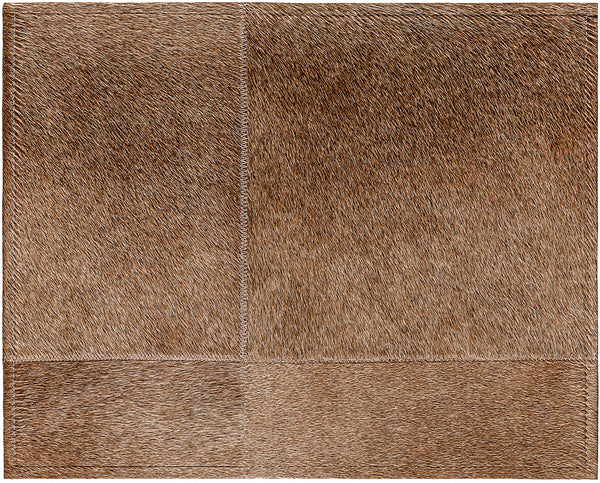Vaughan Cowhide Rug - Tan