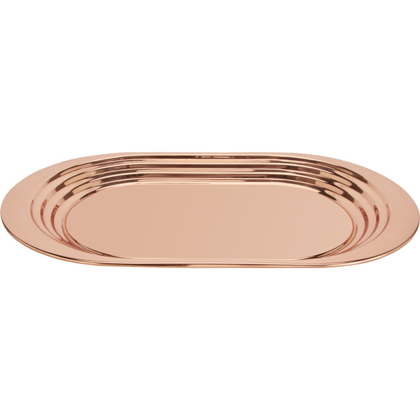 Plum Copper Tray
