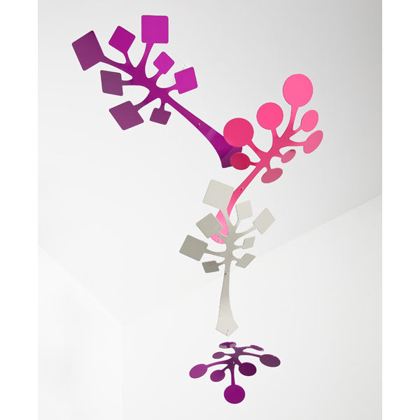 Sprig Mobile - Pink/PurpleSchmitt Design