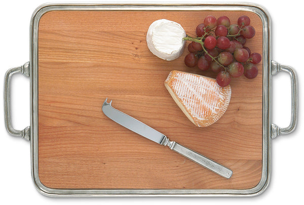Cheese Tray With Handles