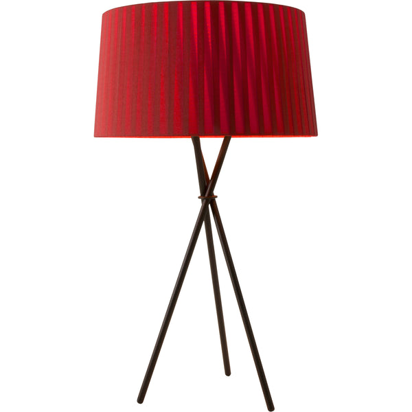 Tripod M3 Table Lamp - Red