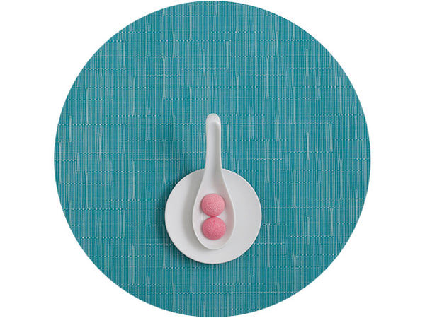 Chilewich Bamboo - Round Placemat - Set of 4