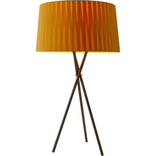 Tripod M3 Table Lamp - Mustard