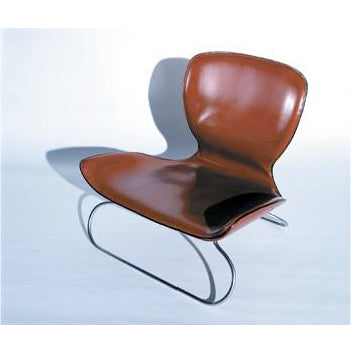 K:3 Very Low Leather Chair