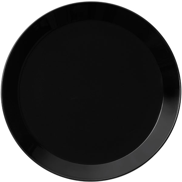 Teema Bread & Butter Plate - Black
