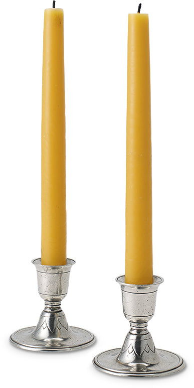 Short Candlestick - Set of 2