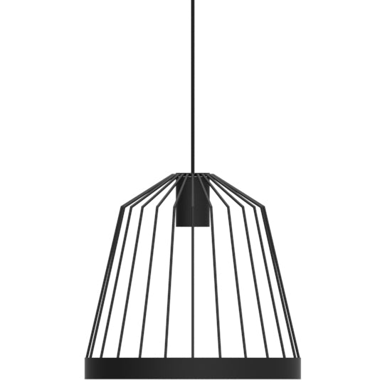 Bird Cage LED Pendant - Shape A