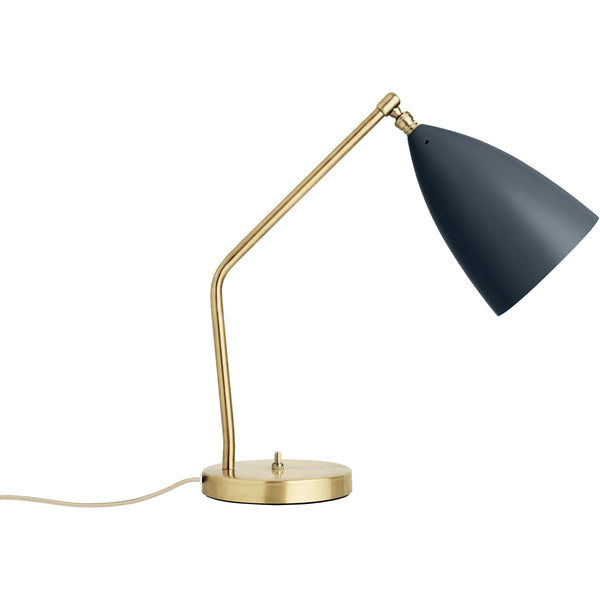 Grasshopper Task Table Lamp - Anthracite Gray